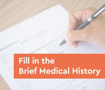 Brief Medical History