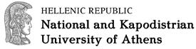 Kapodistrian University