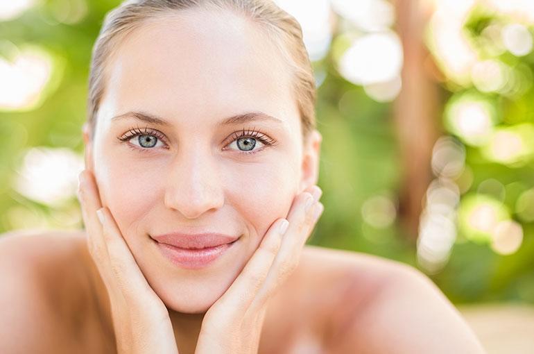 healt skin, probiotics